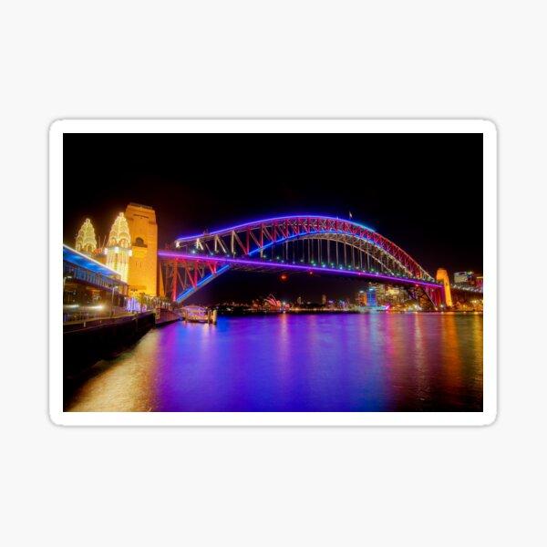 Vivid Bridge Sticker