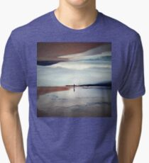 Ghost on the Shore Tri-blend T-Shirt