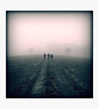 Distant Roads Photographic Print