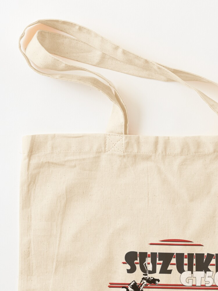 Alternate view of Suzuki GT500 Tote Bag