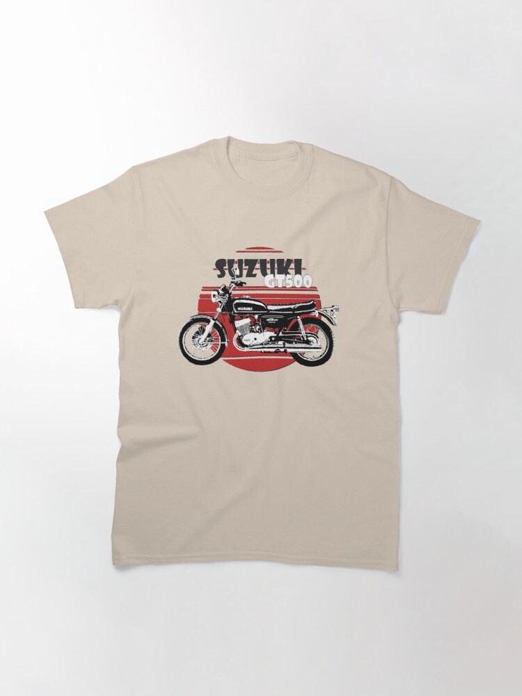 Alternate view of Suzuki GT500 Classic T-Shirt