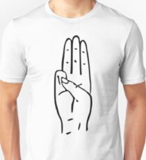 The Hunger Games: Three Finger Salute T-Shirt
