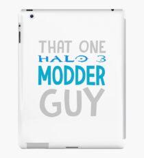That One Halo 3 Modder Guy iPad Case/Skin