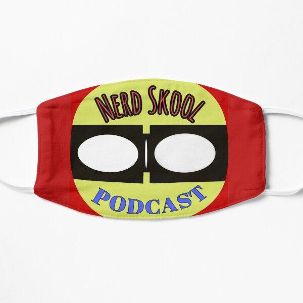 Podcast Nerd Skool Masque sans plis