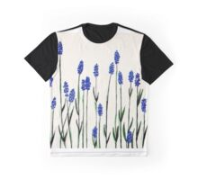 lavender Graphic T-Shirt