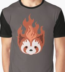 Legend of Korra: Fire Ferrets Pro Bending Emblem - no text Graphic T-Shirt
