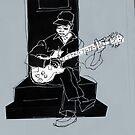 blues #9 by Matt Mawson
