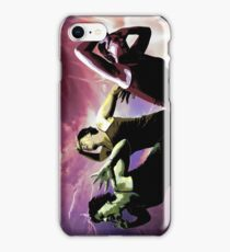 Raw emotions iPhone Case/Skin
