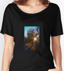 Tree Surrealism Women's Relaxed Fit T-Shirt