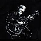 blues #10 by Matt Mawson