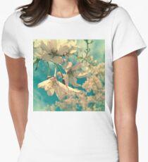 Kindergarten Sky Women's Fitted T-Shirt
