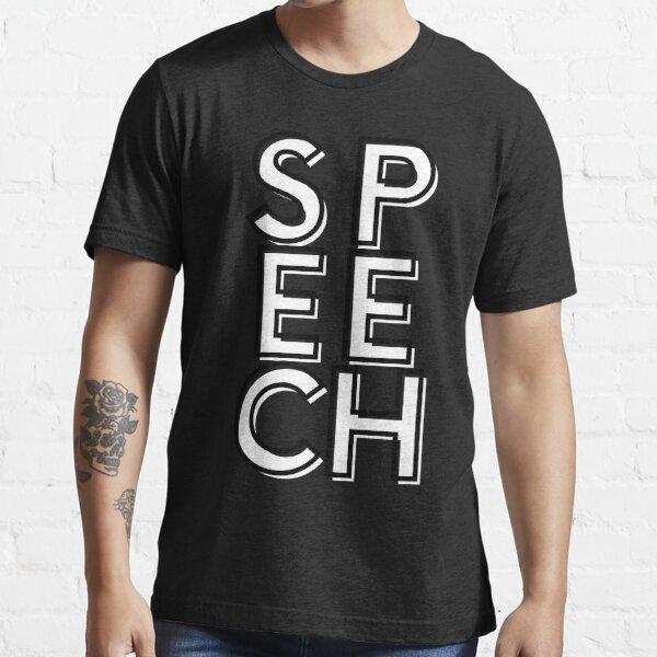 SPEECH Essential T-Shirt