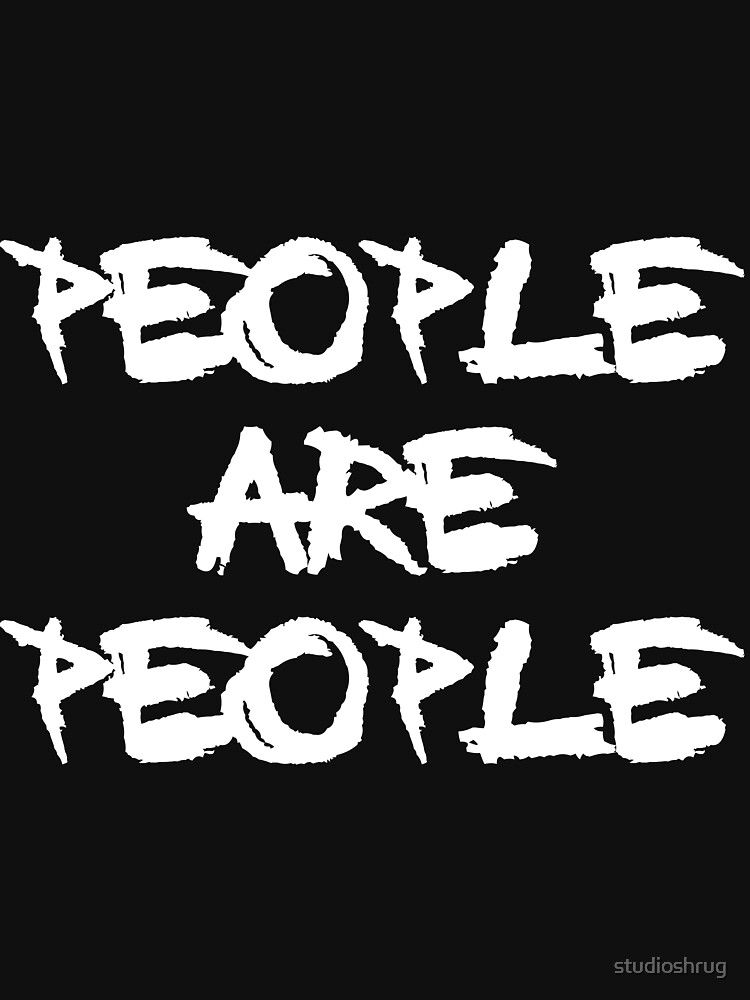 People Are People - Depeche Mode | Unisex T-Shirt