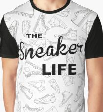 The Sneaker Life Graphic T-Shirt