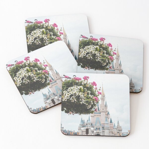 The Magic Of Spring Coasters (Set of 4)
