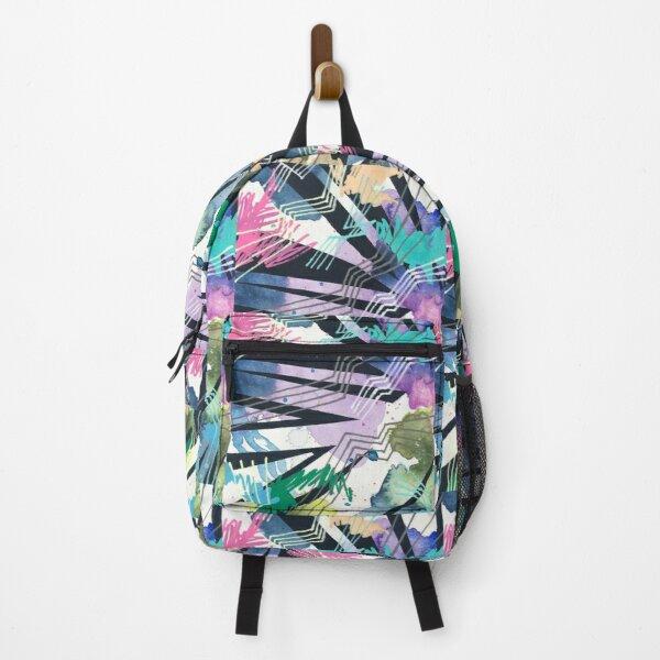 90's Vibe Abstract #90 Backpack