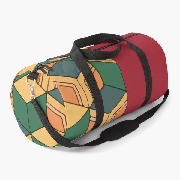 Tomioka Demon Slayer Pattern Duffle Bag