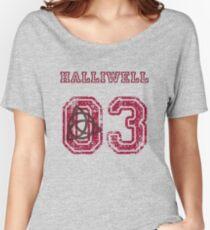 Halliwell Jersey Women's Relaxed Fit T-Shirt