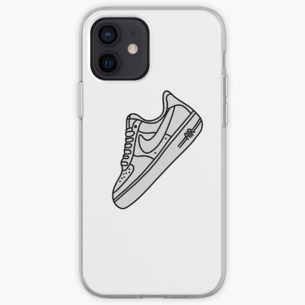 Nike Air Force 1 Coque souple iPhone