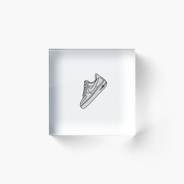 Nike Air Force 1 Bloc acrylique