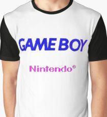 GAME BOY Graphic T-Shirt