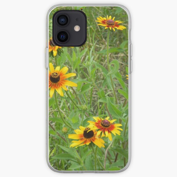 Coreopsis or Brown Eyed Susans? iPhone Soft Case