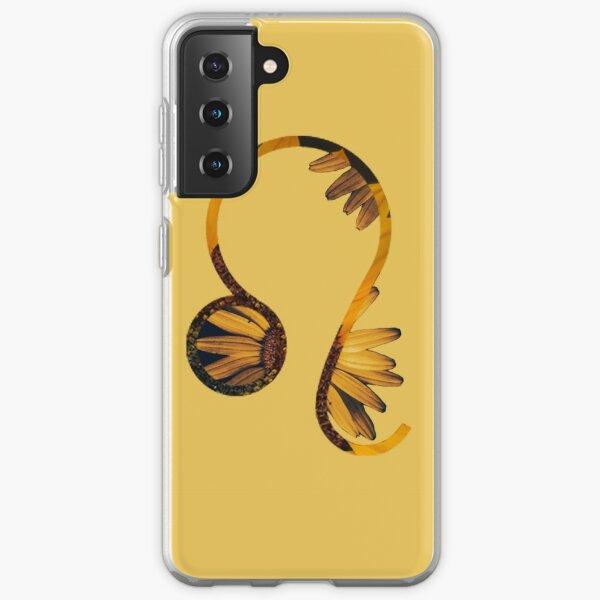 Leo Flower Samsung Galaxy Soft Case