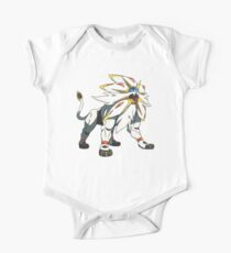 POKEMON SUN AND MOON - SOLGALEO Kids Clothes