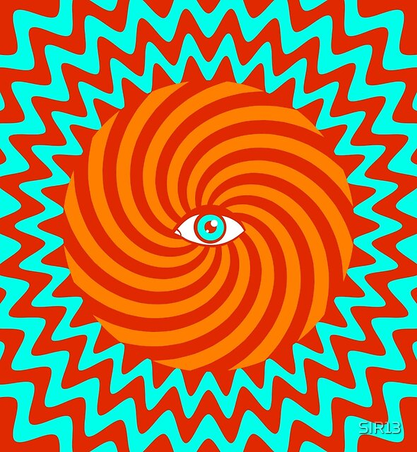 Hypnotic poster by SIR13