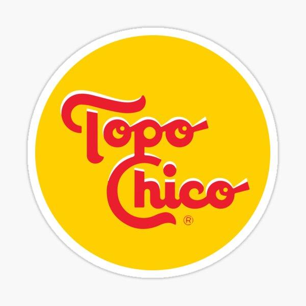 Topo Chico Logo Sticker