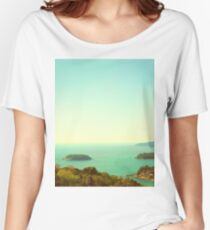 Ocean landscape Women's Relaxed Fit T-Shirt