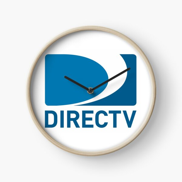 Direct TV Clock