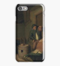 Allegory of the Five Senses, Sight, VICTORYNS, ANTHONY iPhone Case/Skin