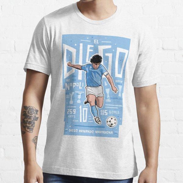 diego armando maradona Essential T-Shirt