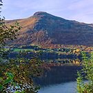 Scottish Loch and Mountain by Stephen Frost