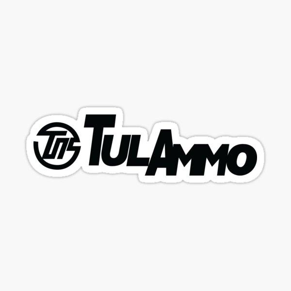 TULAMMO - BLACK Sticker
