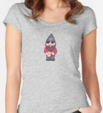 Keemstar Gnome Women's Fitted Scoop T-Shirt