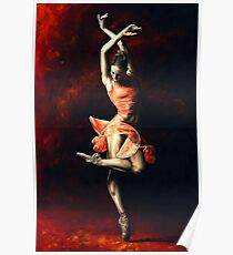 The Passion of Dance Poster
