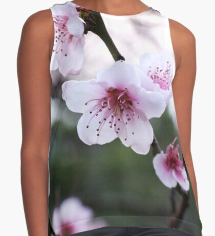 signs of spring Contrast Tank