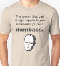 Rot sagt: Slim Fit T-Shirt