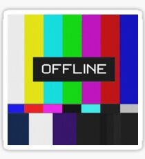 Offline Analog Sticker