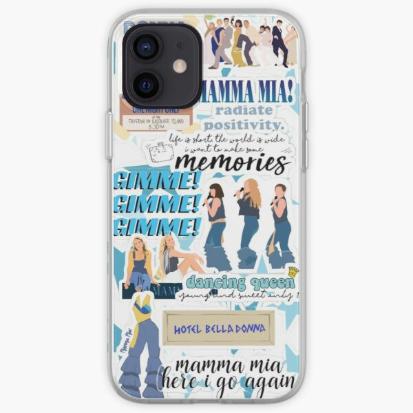 MM poster iPhone Soft Case