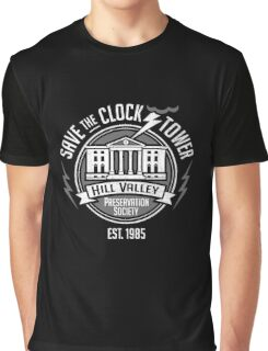 Save The Clock Tower  Graphic T-Shirt