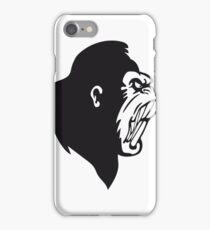 Gorilla agro iPhone Case/Skin