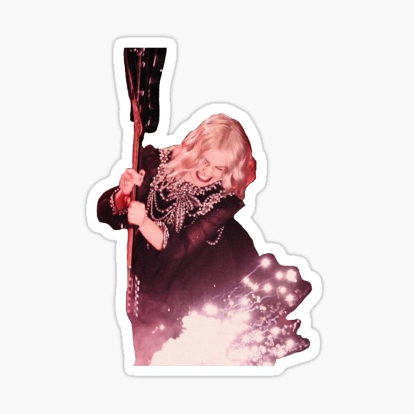 Phoebe Smash Sticker