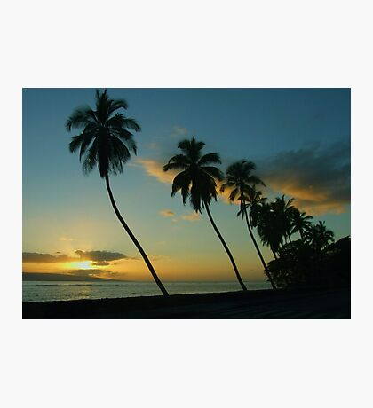 Maui Magic Photographic Print