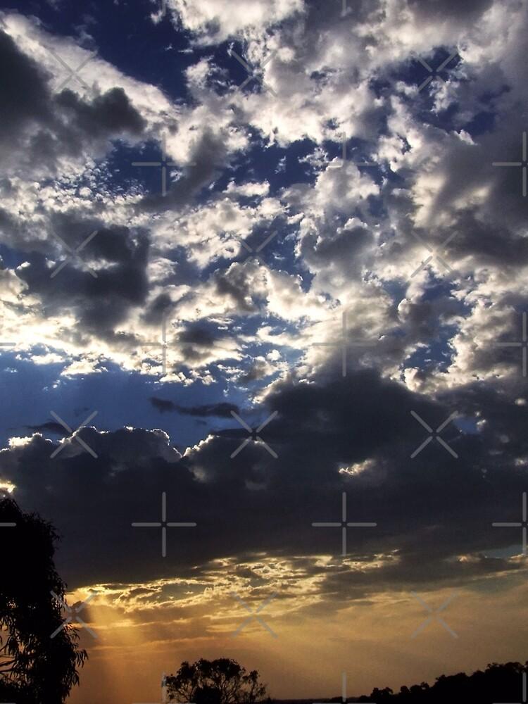 Dancing Sky by webgrrl