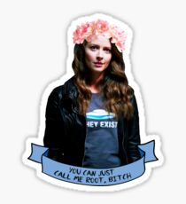 you can just call me root, bitch - PERSON OF INTEREST Sticker