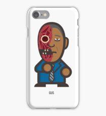 Breaking Bad Icon Set - GUS FRING iPhone Case/Skin