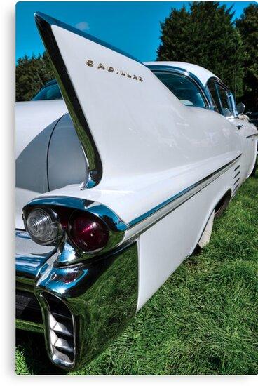 1958 Cadillac by SusiBradley